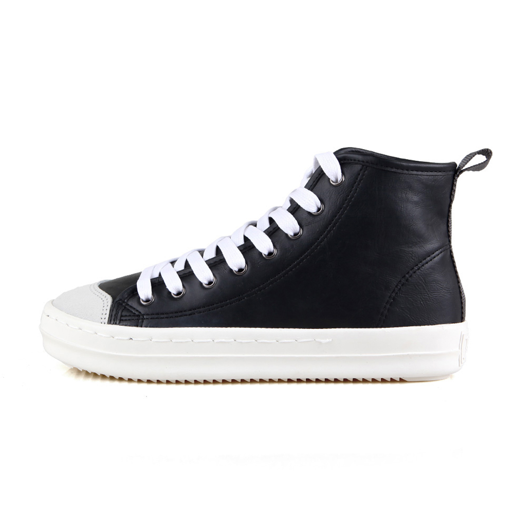 [REFURB]스퍼브 레더 하이 블랙SUPERB LEATHER HIGH BLACK